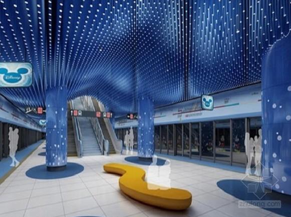 """""""上海迪士尼车站装饰创意设计方案""""开始公众投票"""